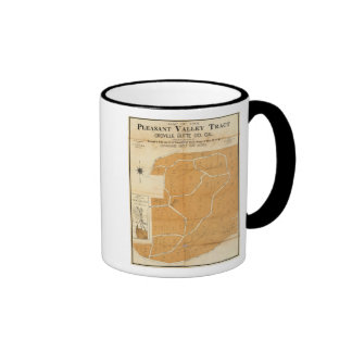 Pleasant Valley Tract, Oroville, California Coffee Mug