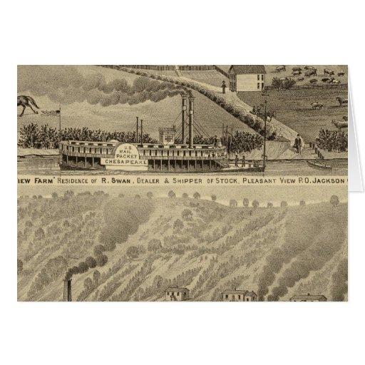 Pleasant View Farm Card