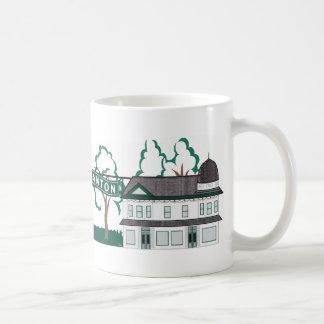 Pleasanton céntrico tazas de café