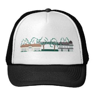 Pleasanton Downtown Trucker Hat