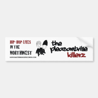 Pleasantville Killerz Bumper Sticker