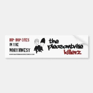 Pleasantville Killerz Bumper Sticker