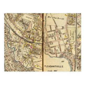 Pleasantville, Nueva York 2 Tarjetas Postales