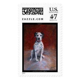 Please Adopt Me! Dalmatian Postage