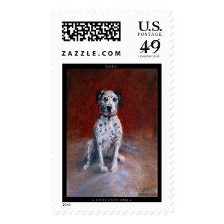 Please Adopt Me! Dalmatian Stamp