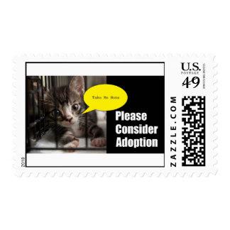 Please Adopt Me Postage