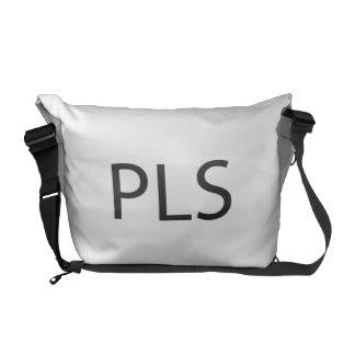 Please.ai Courier Bag