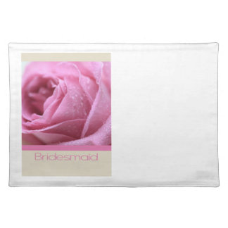Please be my Bridesmaid? Cloth Placemat