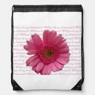 Bridesmaids Request Bags & Handbags | Zazzle
