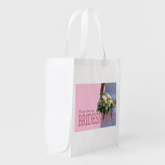 Please be my Bridesmaid? Grocery Bag