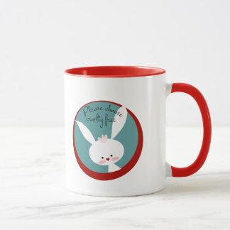 Please Choose Cruelty Free Mug