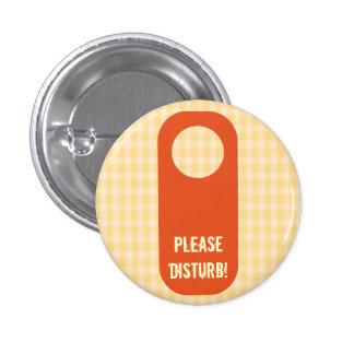 Please Disturb button