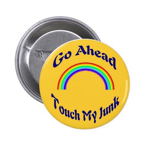 Please Do! 2 Inch Round Button