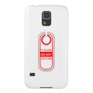 Please do not disturb galaxy s5 case