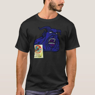 Please Do Not Feed the Slimes! T-Shirt