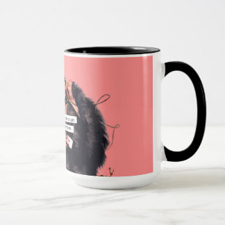 Please Don't Interrupt My Awesomeness Mug