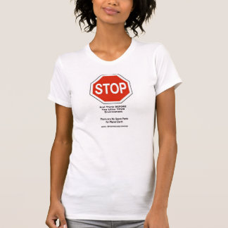 Please Dont Litter YOUR Environment T-Shirt