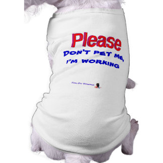 Please Don't Pet Me Tee