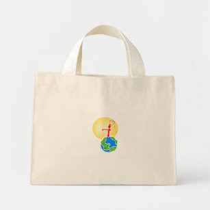 Please Don T Pump Our Planet Dry Mini Tote Bag