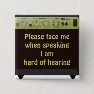 Please Face Me Amp Button