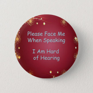 Please Face Me Button