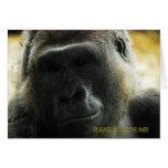 Please Forgive Me! Greeting Card