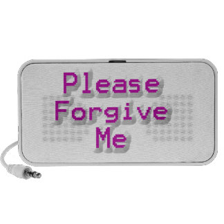 Please Forgive me PC Speakers