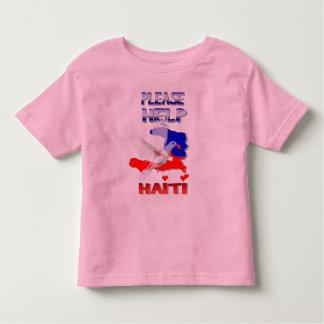 Please Help Haiti Shirt