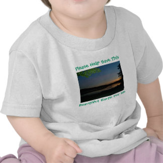 Please Help Save This, Beautiful Earth..T-Shirt