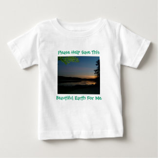 Please Help Save This, Beautiful Earth..T-Shirt T Shirts