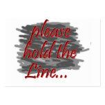 Please hold Line the Plantillas De Tarjetas Personales