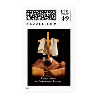 Please Join us for Communion Sunday Postage