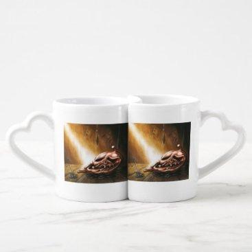 Please Leave It On The Table Coffee Mug Set