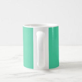 Please Litter Turquoise Coffee Mug