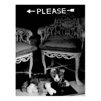 Please Postcard
