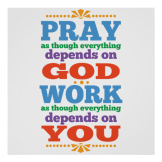 Please Pray to God Poster