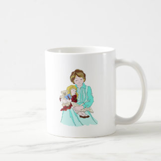 Please Read Me a Bedtime Story Coffee Mug