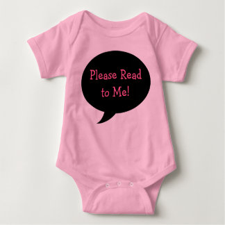 Please Read to Me! Shirt