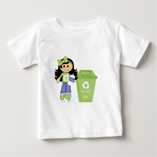 Please Recycle Baby T-Shirt