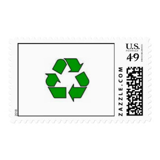 please recycle postage