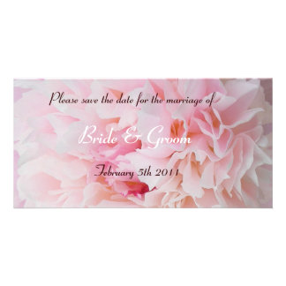 Please save the date card