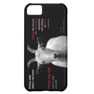 Please Stay Safe Cover For iPhone 5C