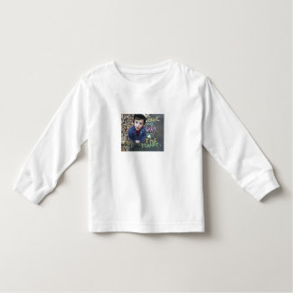 Please Take Care of the Planet Toddler T-shirt