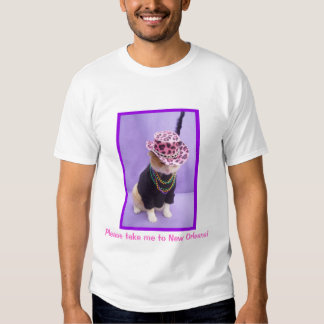 Please take me to New Orleans! T-shirt