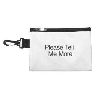 Please Tell Me More ai Accessory Bags