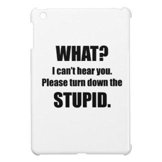 Please Turn Down The Stupid iPad Mini Covers