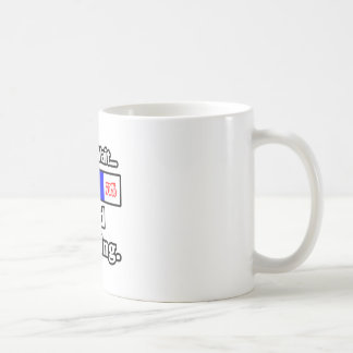 Please Wait...Dad Loading Classic White Coffee Mug