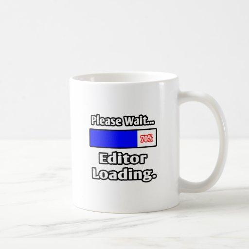 Please Wait...Editor Loading Classic White Coffee Mug