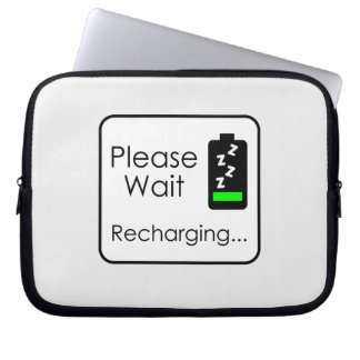 Please Wait Electronics Bag