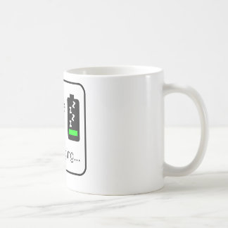 Please Wait... Recharging Coffee Mug